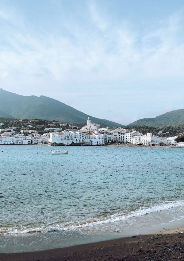 Cadaques from far away