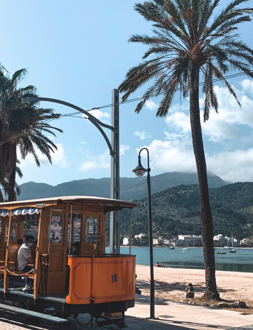 train to soller